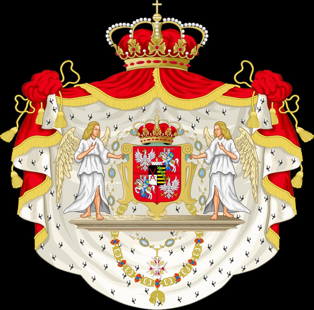 Albert Kázmér címere