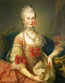 Mária Krisztina hercegnő