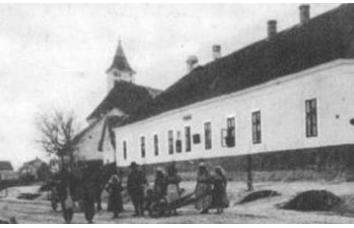 Tököl községháza