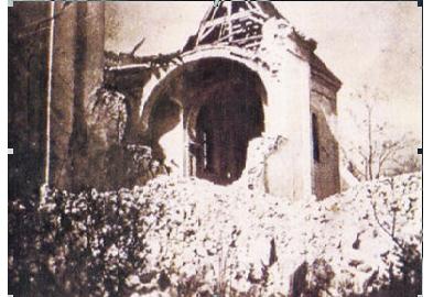 A tököli templomtorony