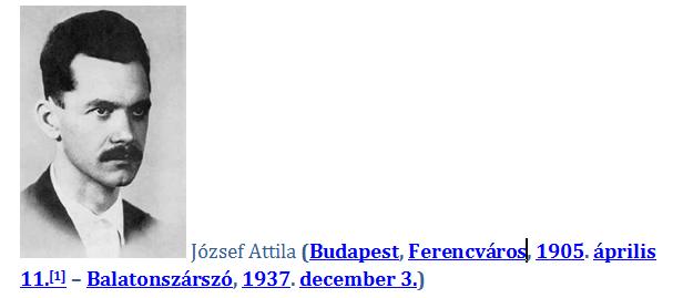 A KÖLTÉSZET NAPJA: 2018. ÁPRILIS 11.