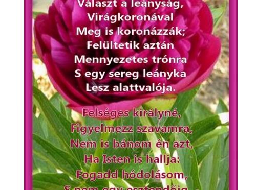 Pünkösdi versek