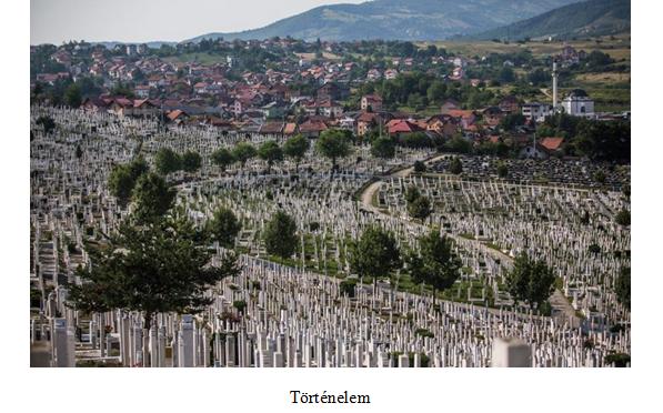 """""""SREBRENICA – népirtás Európa szívében"""""""